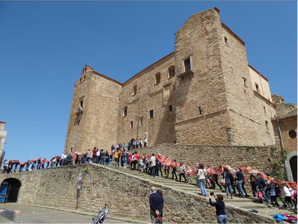 I manieri di Sicilia, il castello di Castelbuono